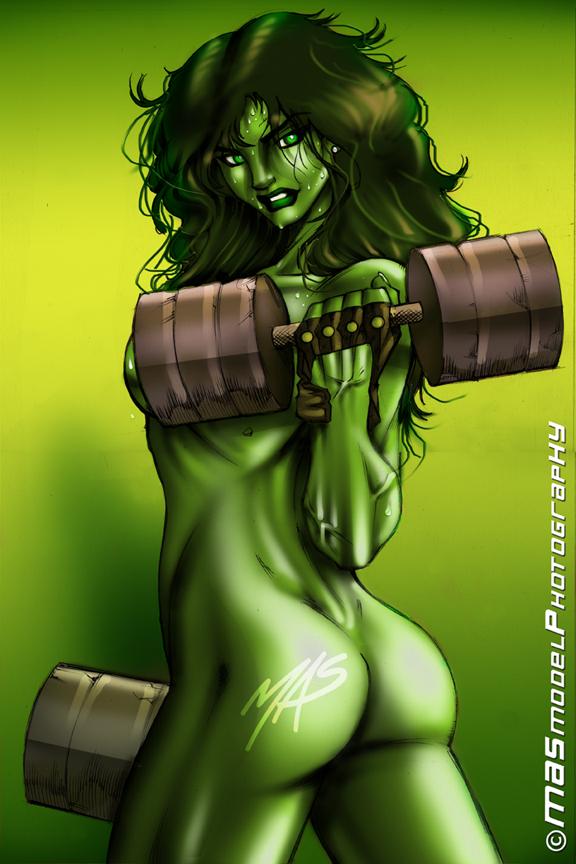 moon hulk she full transformation Nuki doki tenshi to akuma battle