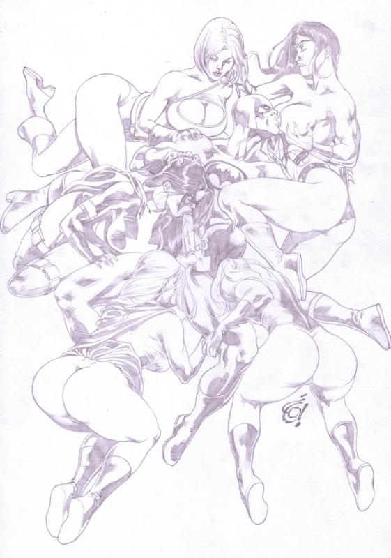 and power girl woman wonder Re:zero kara hajimeru isekai seikatsu rem