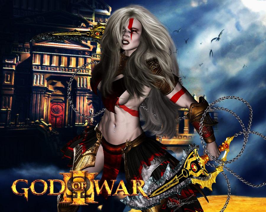 of imagenes de god wars The girl with sharp teeth comic