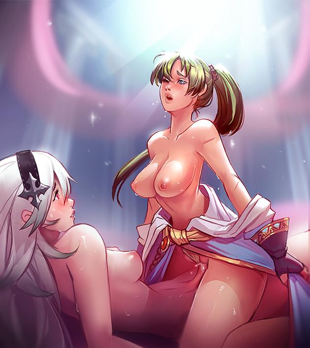 emblem corrin heroes female fire Katainaka ni totsui de kita russia musume to h shimakuru ohanash