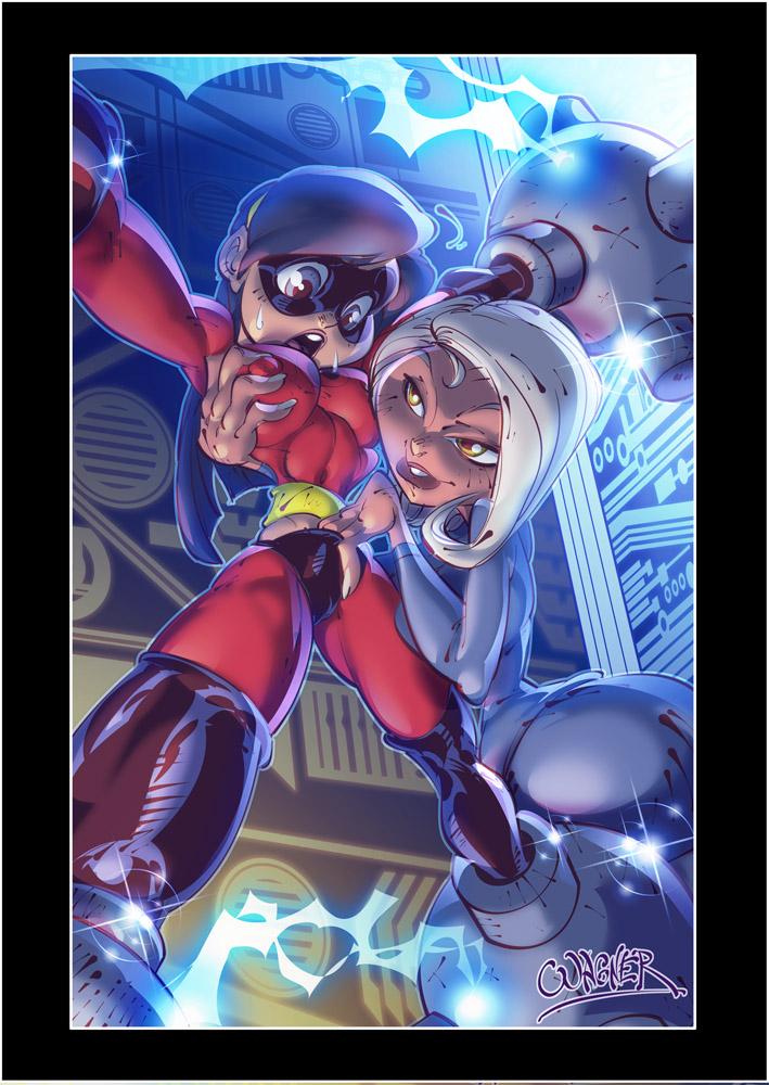 comic the incredibles Sora no iro, mizu no iro gif
