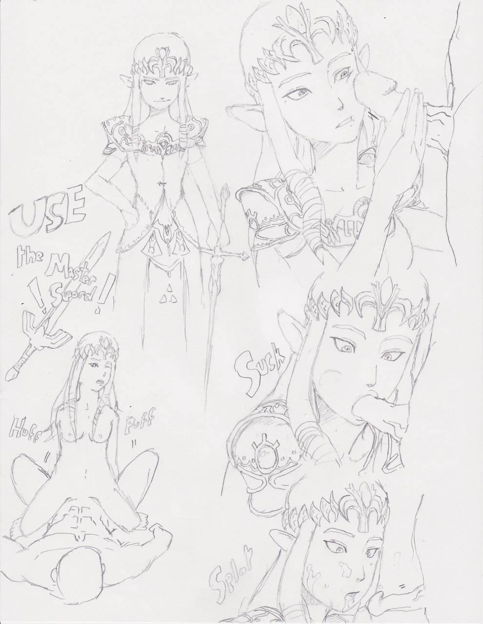 princess ilia twilight zelda of legend Valeena super robot monkey team
