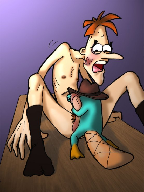 phineas and naked sex ferb Angels with scaly wings vore