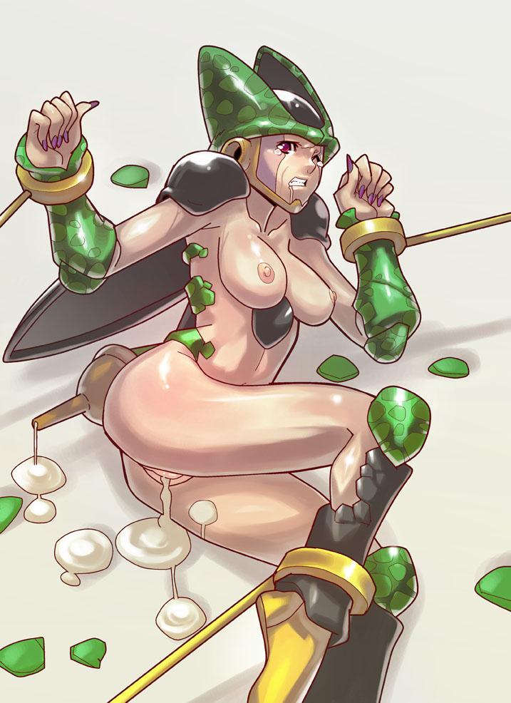 z dragon nude pics ball Monster hunter world nargacuga armor
