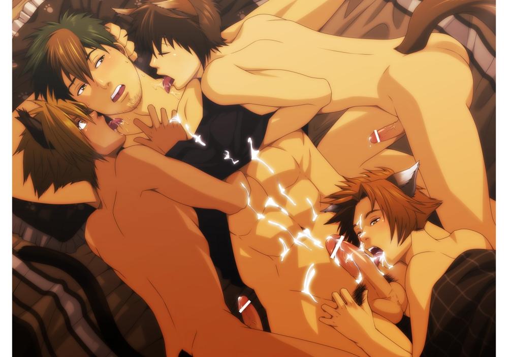 young gay dbz cum boys Shoujo tachi no sadism the animation