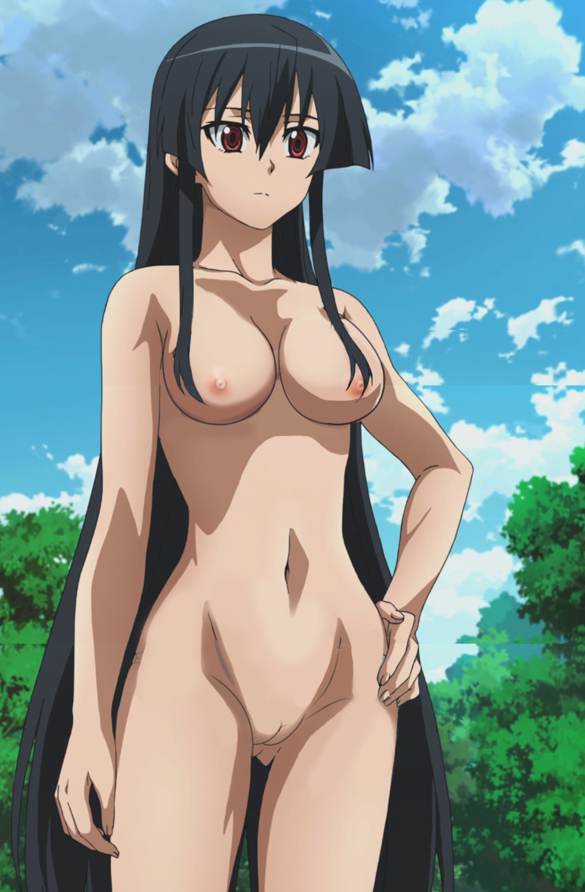 akame nude ga kill akame What does tabbes look like