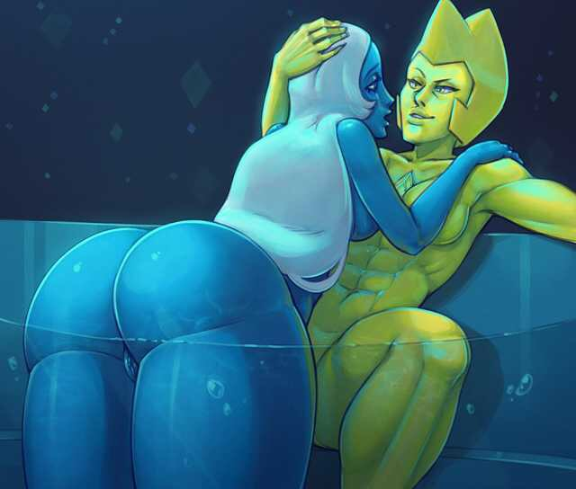 universe diamond and steven yellow blue Paheal net post list