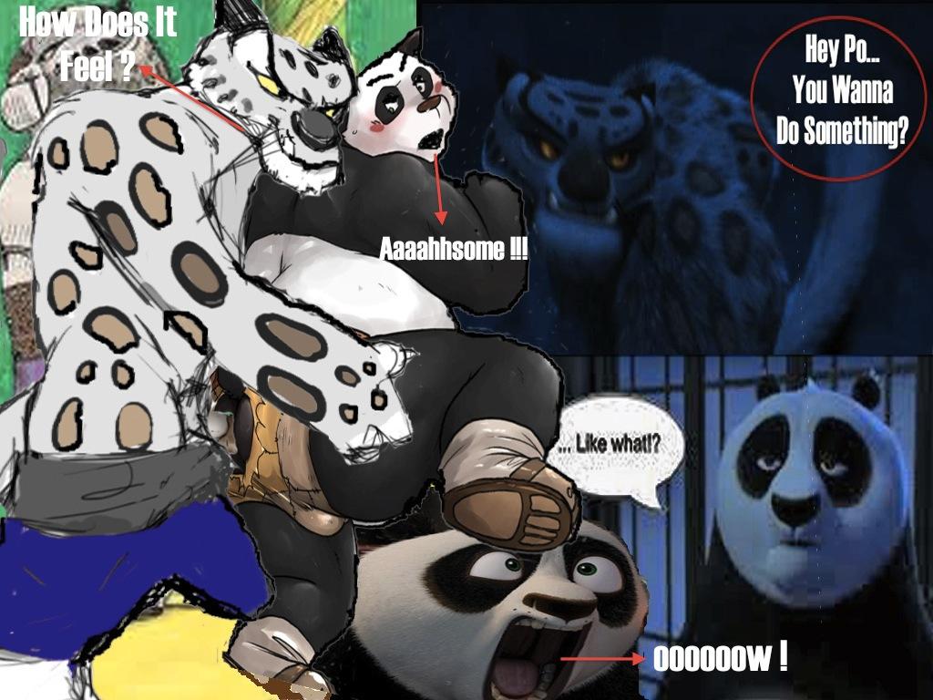 lung tai panda tigress kung and fu Kateikyoushi no onee san the animation h no hensachi agechaimasu