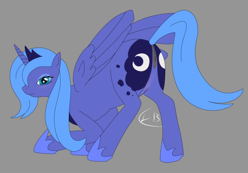 little pony luna my porn Aa-12 girls frontline