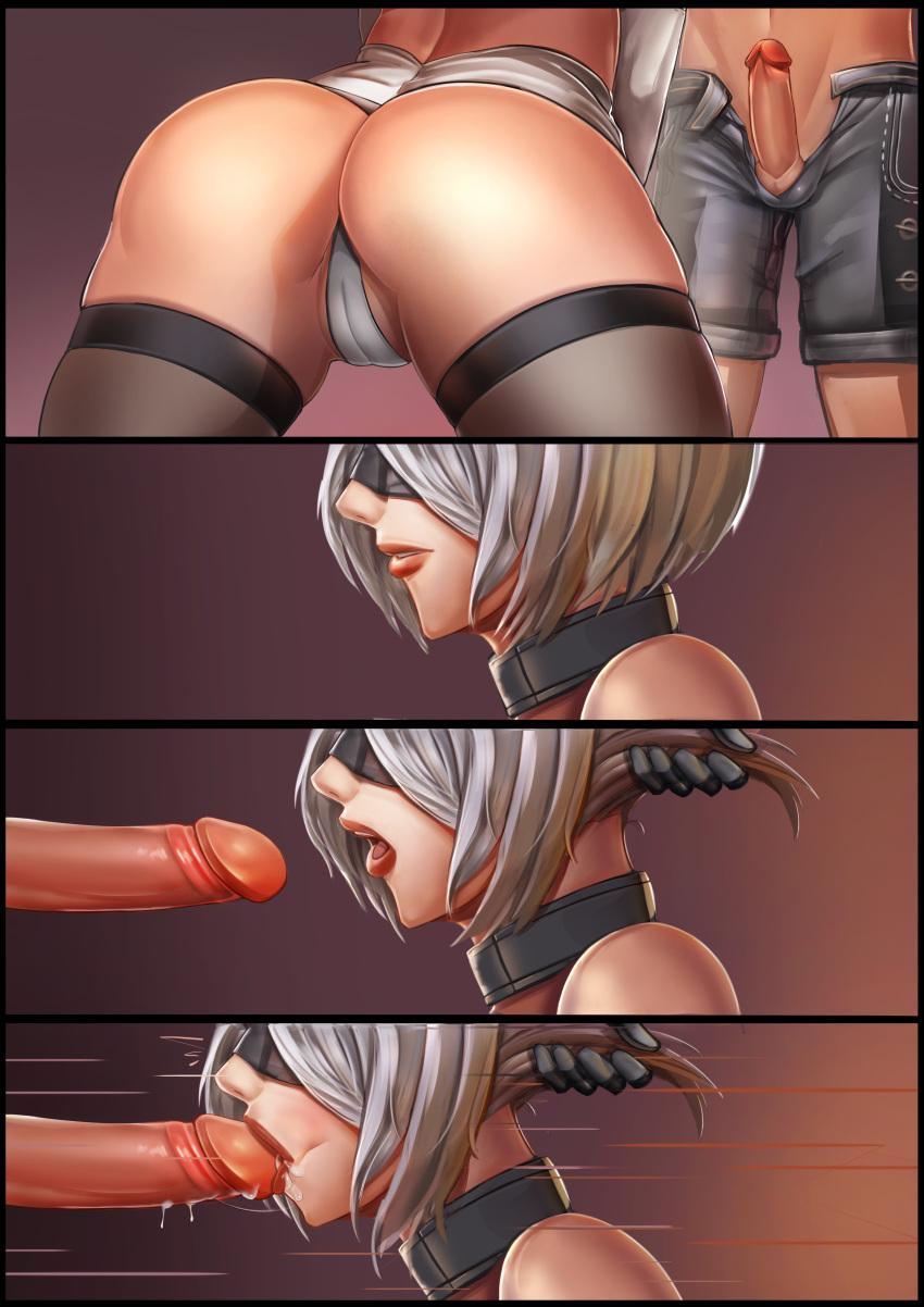 nier biped automata medium rampaging Tekken tag tournament 2 unknown