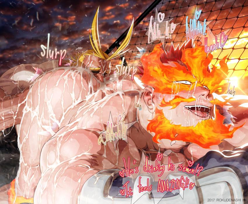 hero my sex academia yaoi Legend of spyro fanfiction human