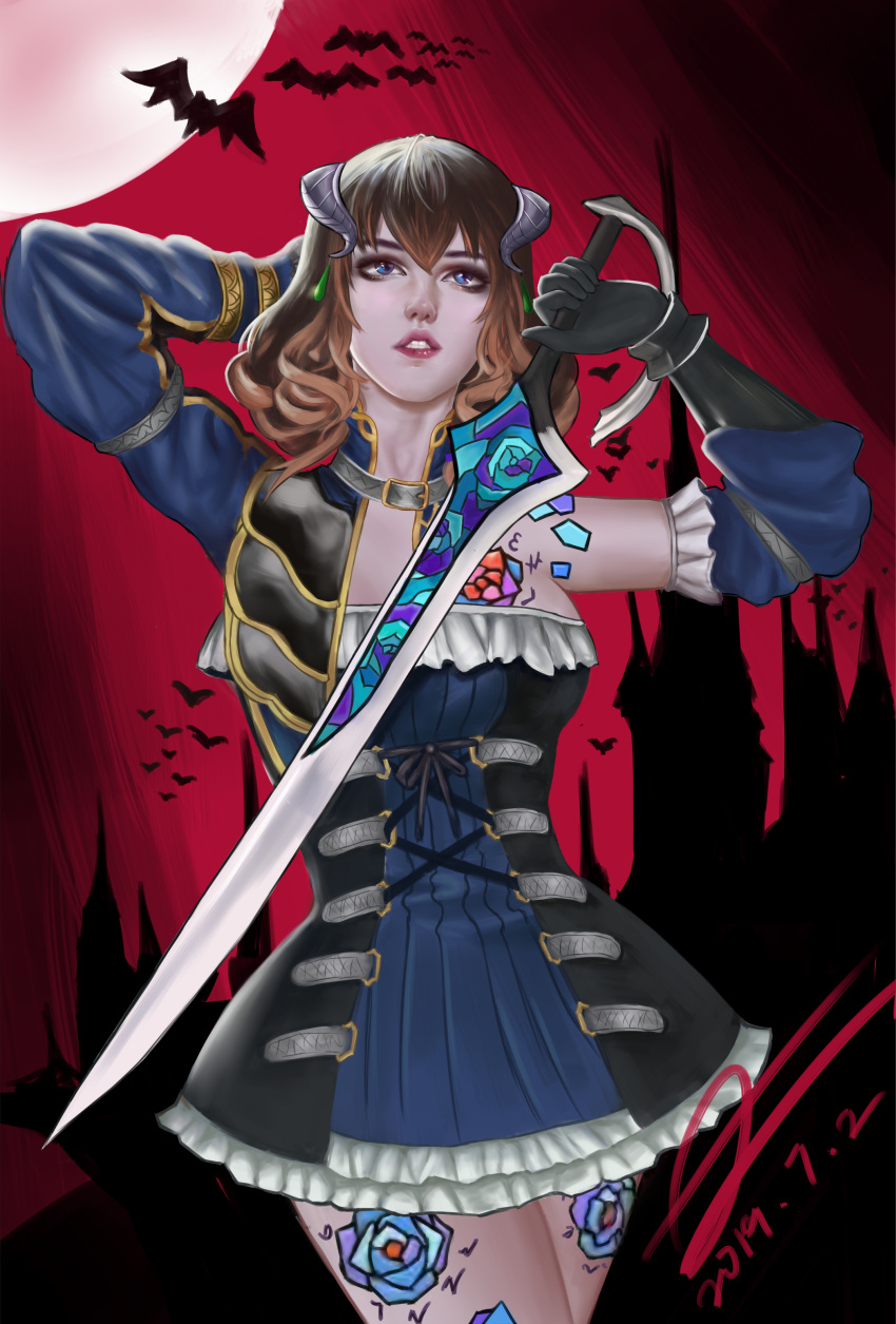 the of bloodstained night ectoplasm ritual Cartoon network blonde hair guy