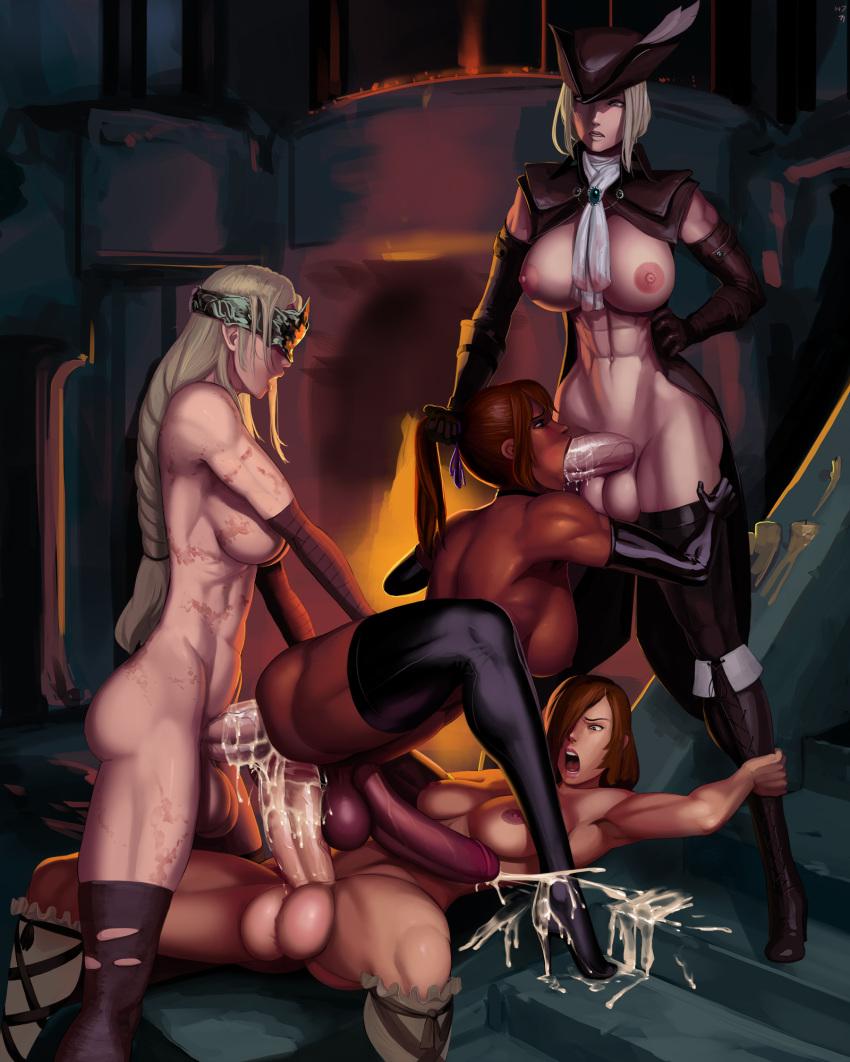nude souls dark 3 firekeeper Kakurenbo ~futari dake no himitsu no jikan~