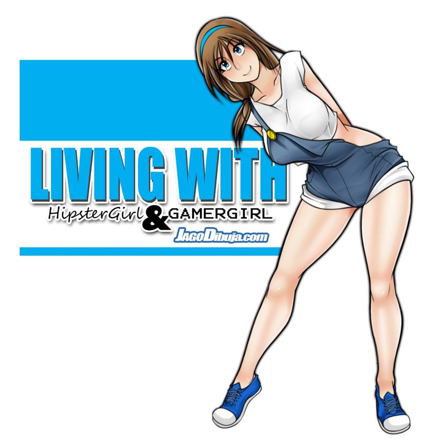 living and gamergirl hipstergirl sophie with Horizon zero dawn vanasha abs