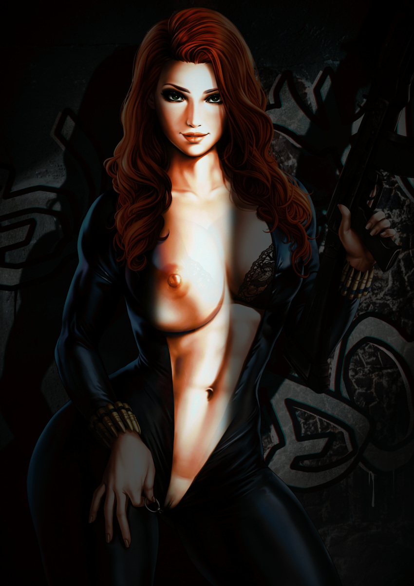 widow and spiderman porn black Raven and beast boy sex comic