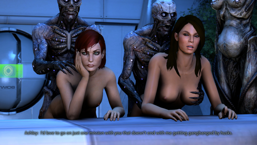 female hentai mass turian effect Smile for me dr habit