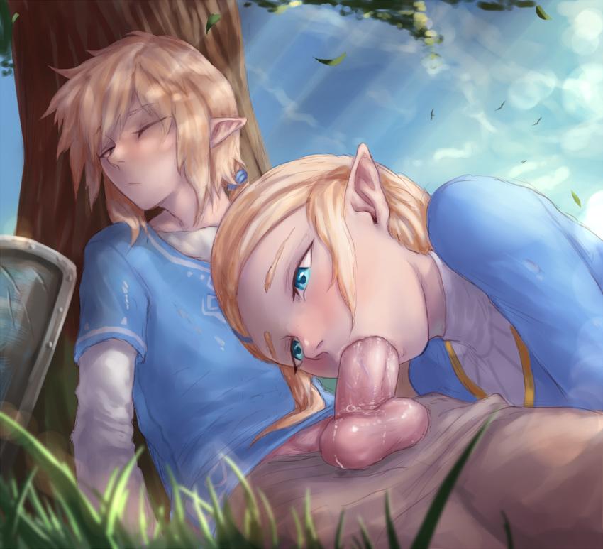 breath the zelda of wild naked Miss_kobayashi's_dragon_maid