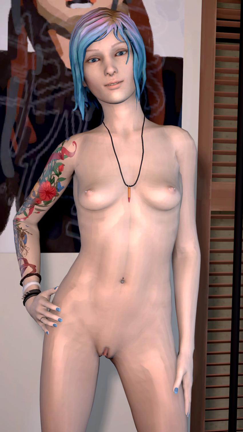 naked chloe strange is life Is mangle male or female