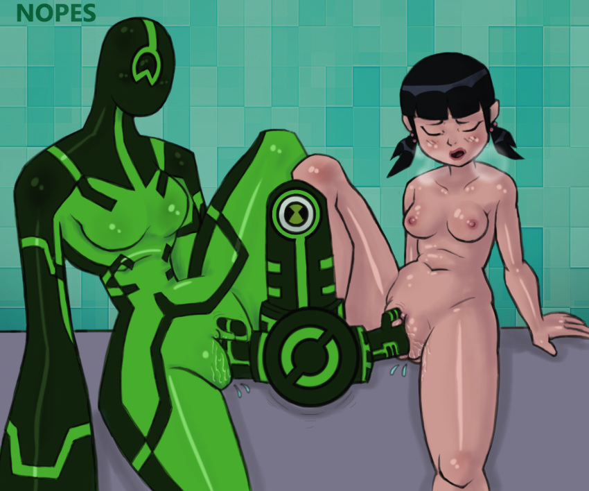 love and gwen ben 10 fanfiction Risk of rain 2 how to get acrid