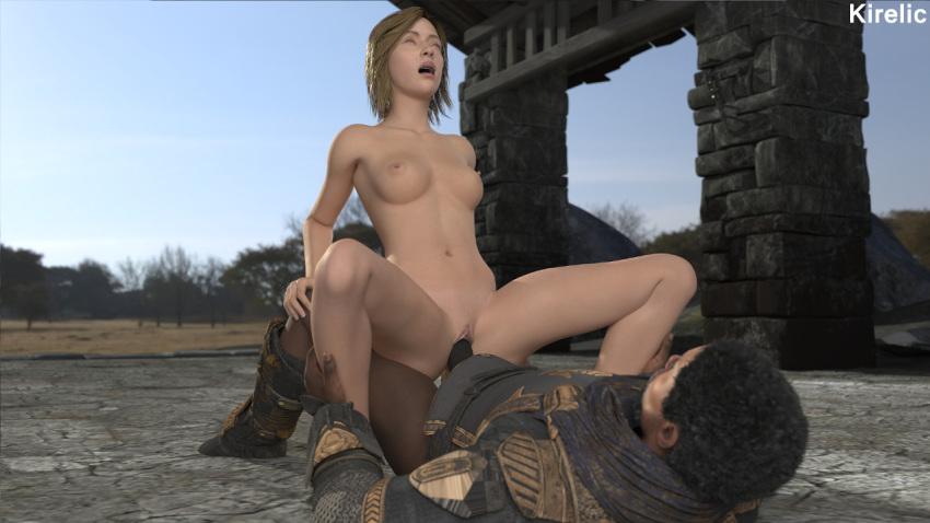 war shelob hentai of shadow Zelda breasts of the wild
