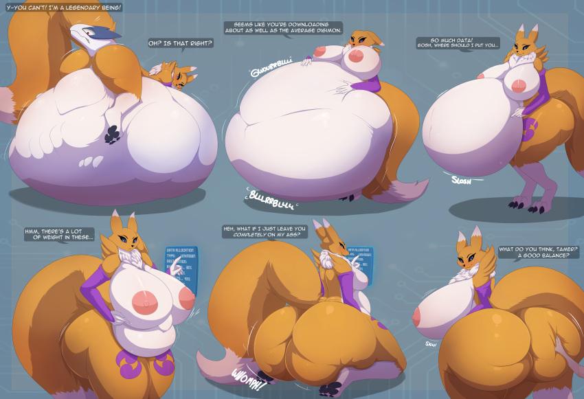 fat female gain weight furs Imouto sae ga ireba ii chihiro