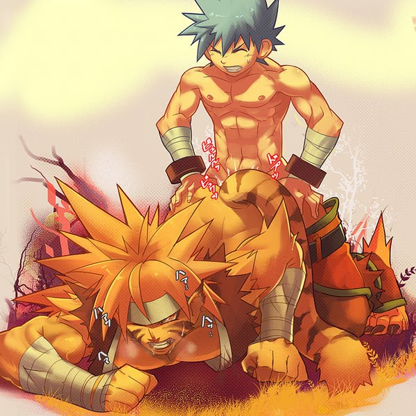 gaist breath fire of 3 List of digimons with pictures