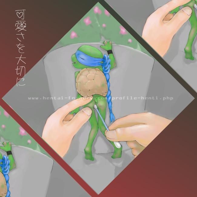 ninja turtles milo venus de My little pony friendship is magic cheerilee
