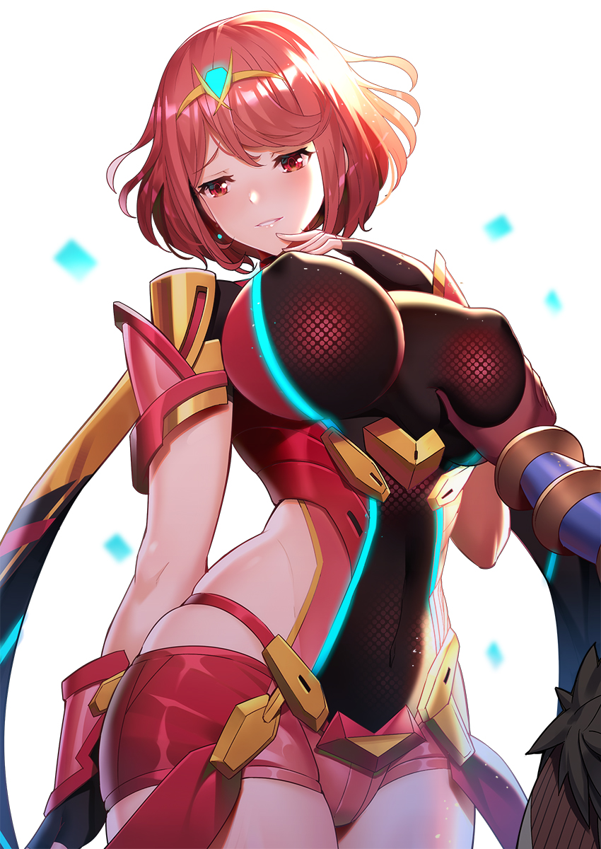chronicles 2 comic xenoblade porn Left for dead 2 charger