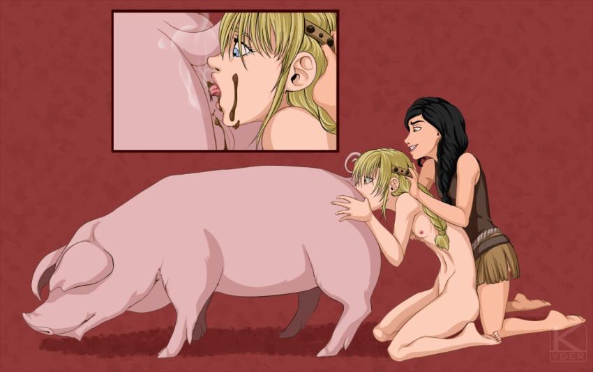 furry be a wikihow to how Horton hears a who jojo