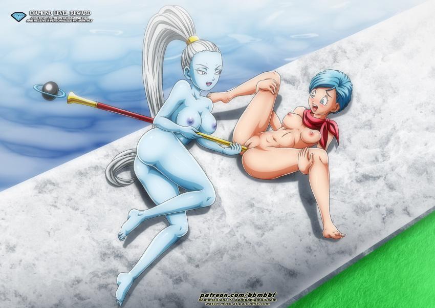 ball super caulifla nude dragon A certain magical index lessar